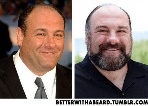 С бородой или без бороды 14