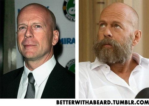С бородой или без бороды 16