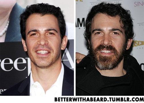 С бородой или без бороды 19