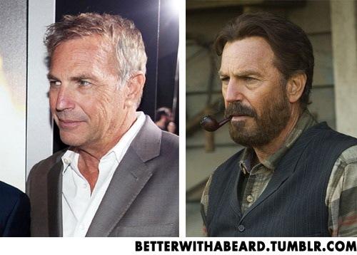С бородой или без бороды 20