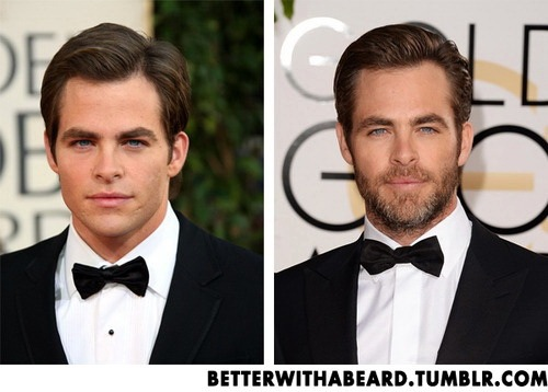 С бородой или без бороды 21