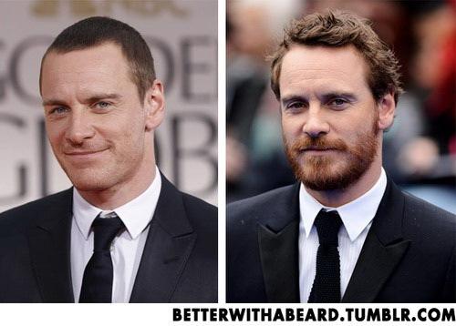 С бородой или без бороды 22