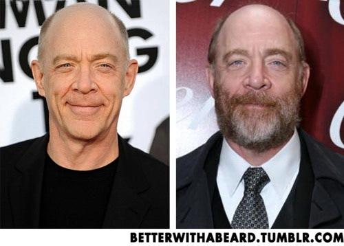 С бородой или без бороды 25