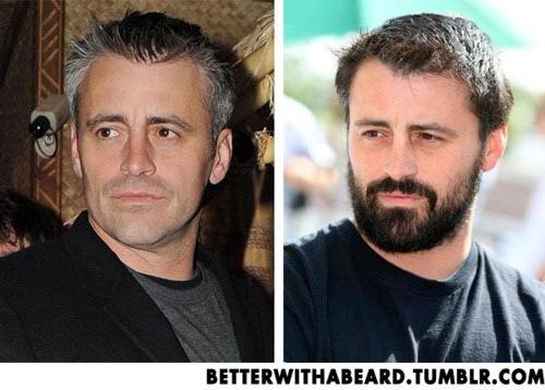 С бородой или без бороды 27