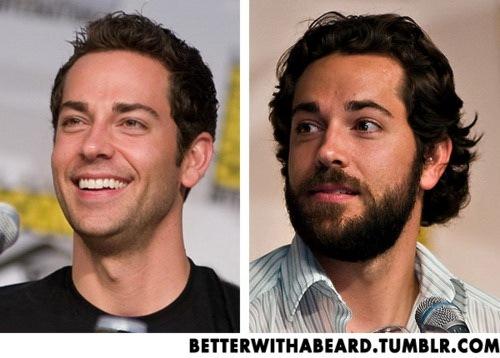 С бородой или без бороды 29