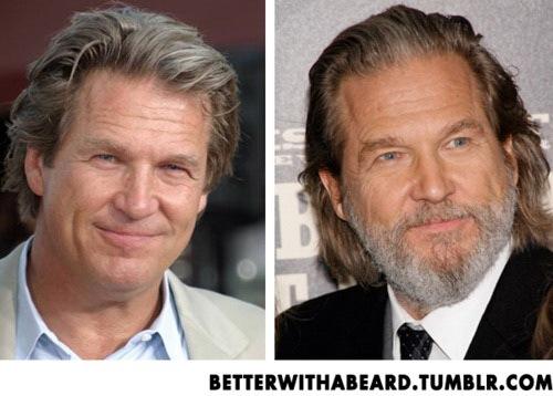 С бородой или без бороды 31