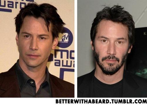 С бородой или без бороды 34