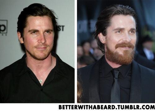 С бородой или без бороды 35