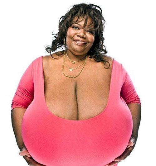 Женщины с самыми большими грудям (20 фото + видео)