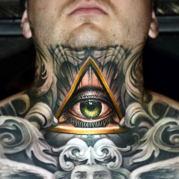 татуировки портреты 15
