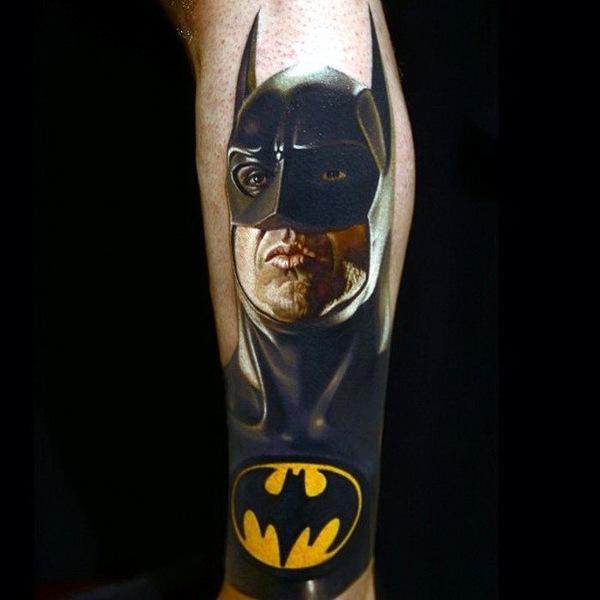 татуировки портреты 22