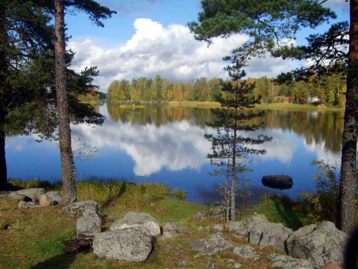 Природа красота Карелии 13