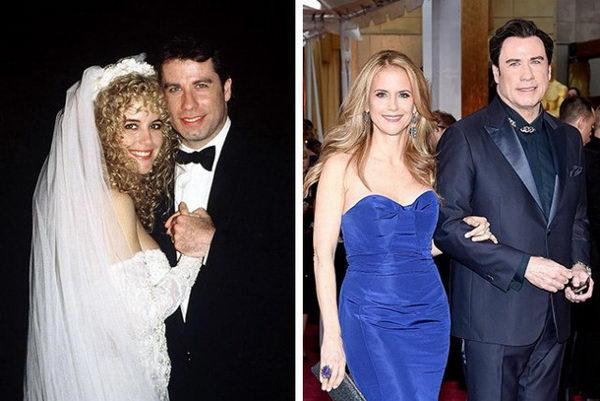 Звездные семейные пары на протяжении долгих лет (10 фото)