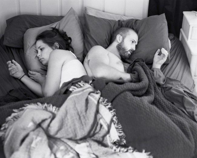 как мы далеко друг от друга 1 Муж и жена