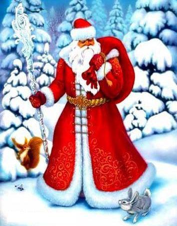 18 ноября — сегодня день рождения Деда Мороза