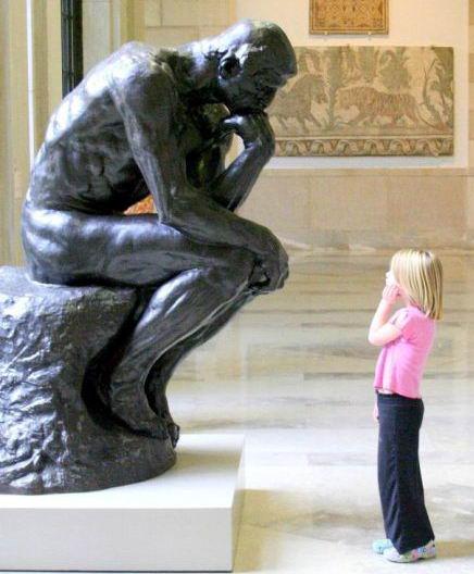Дети и памятники 08