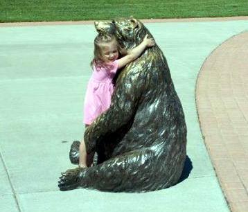 Дети и памятники 15