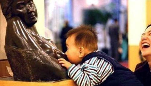 Дети и памятники 21