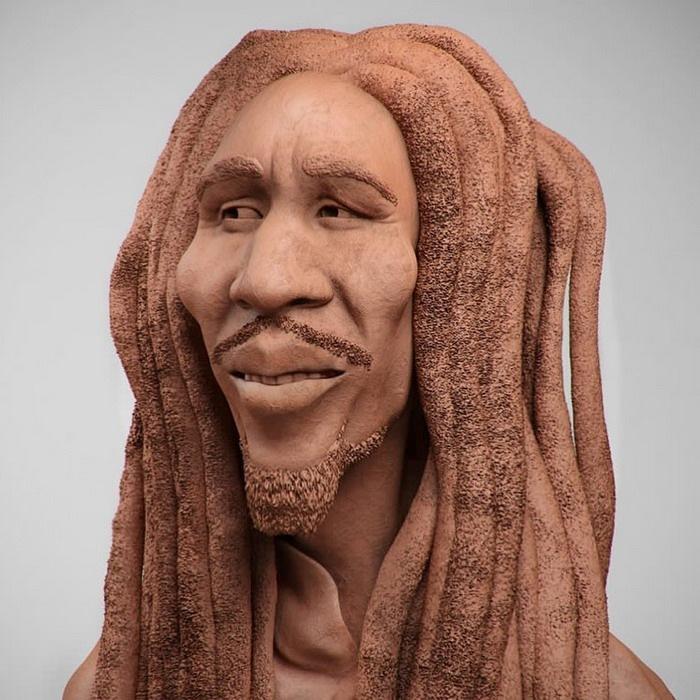 guzzsoares портреты знаменитых людей и персонажей