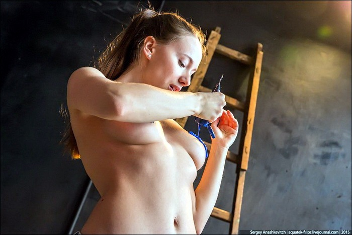 картина грудью фото
