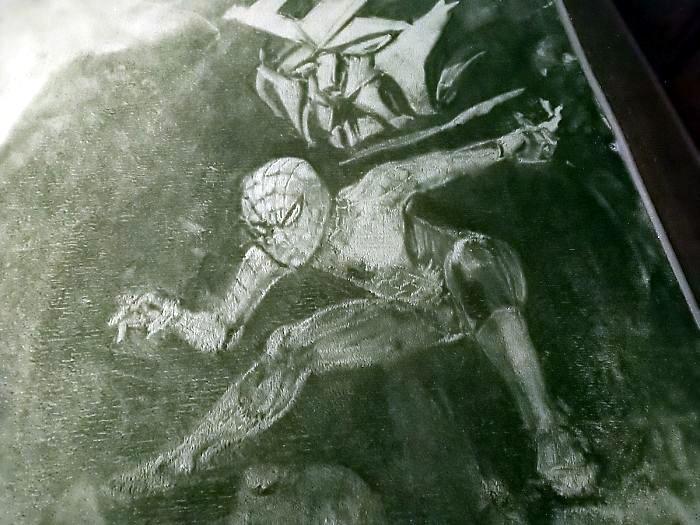 рисунки на ковре поднятием ворса