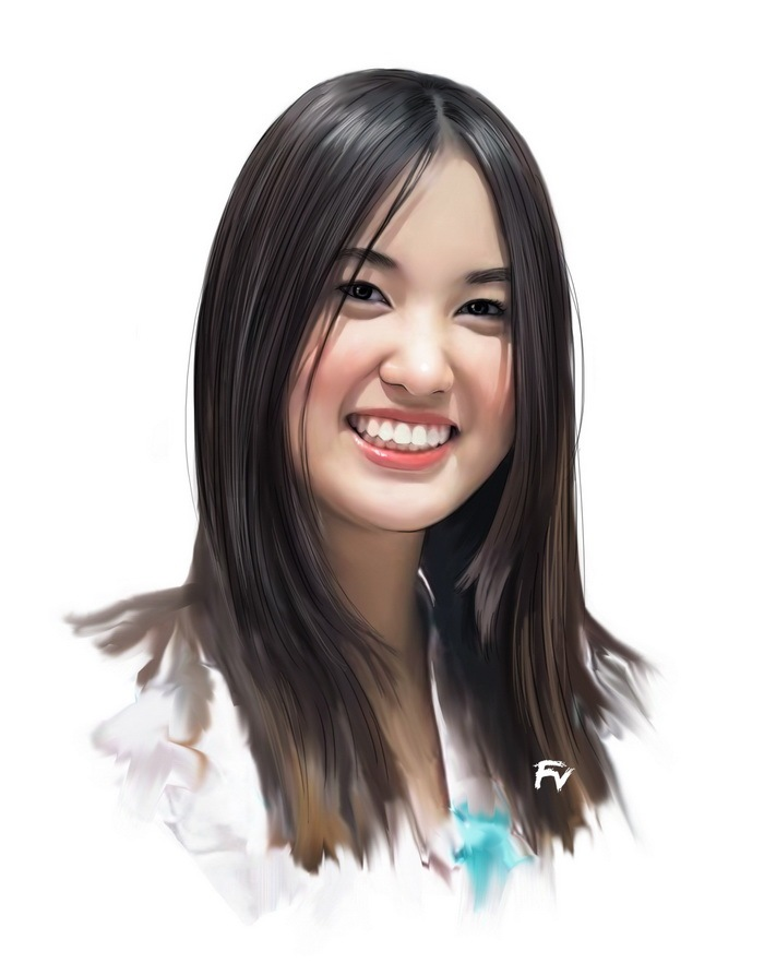 азиатки фото портреты tanakit boukom