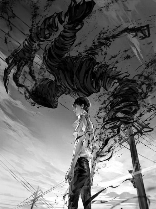 Ajin получеловек (аниме)