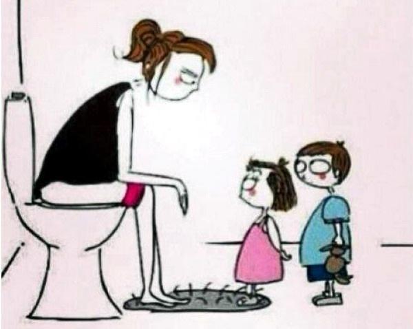 что значить быть мамой?