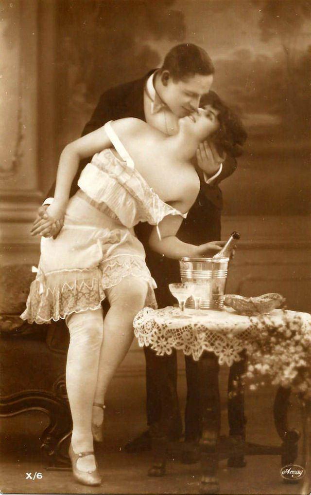 любовные открытки, романтические открытки, старые любовные фото