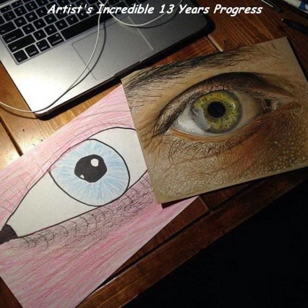 работы талантливых людей, творчество