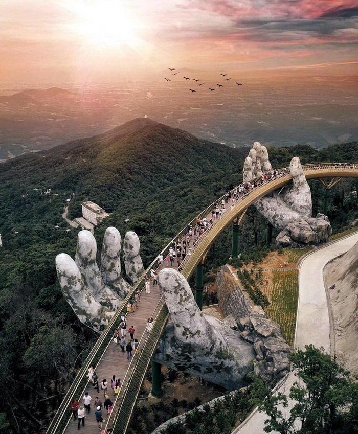 Вьетнамский мост