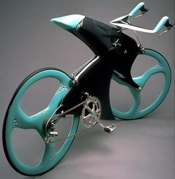 Необычные велосипеды BMW и Specialized