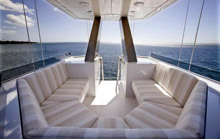 шикарные яхты, дорогие яхты