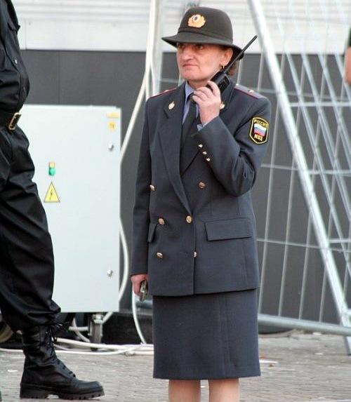 полиция шапокляк