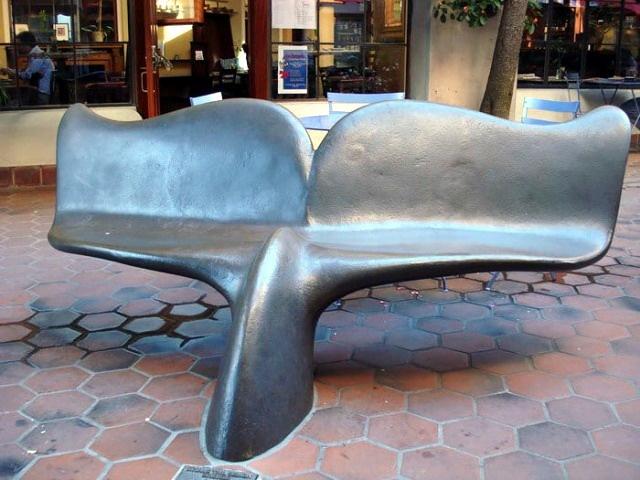скамейки необычные скамьи прикольные креативные скамейки