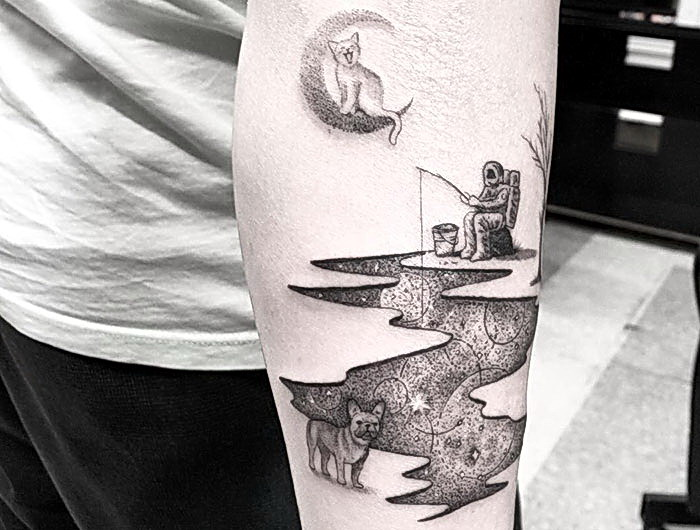 3d-tattoo фото тату 3d