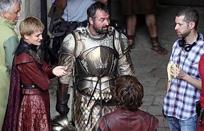 игра престолов фото кадры со съемок актеры игра престолов за кулисами