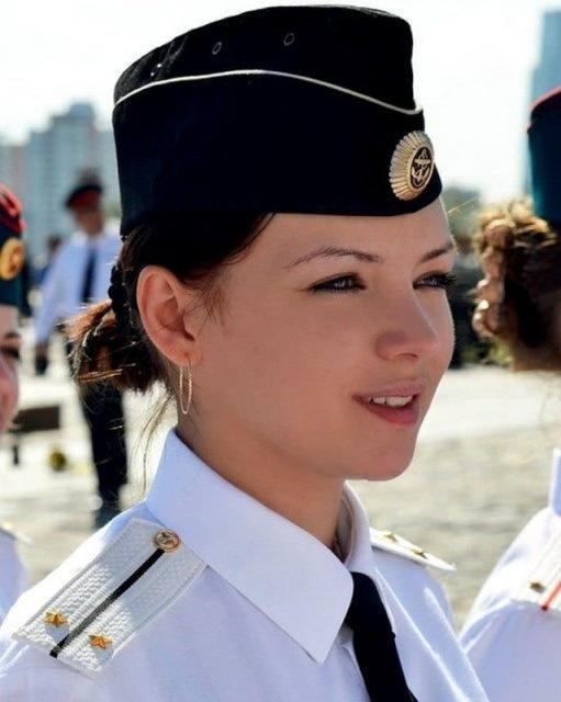 российские красавицы в форме красивые русские девушки в униформе