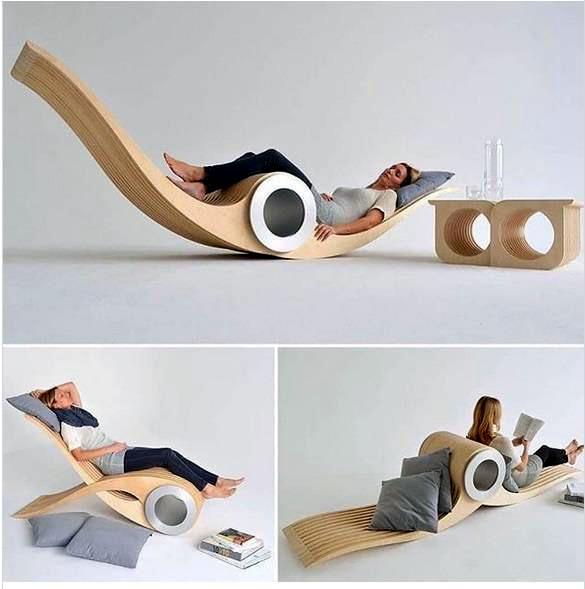 Интересный дизайн  Дизайн и интерьер